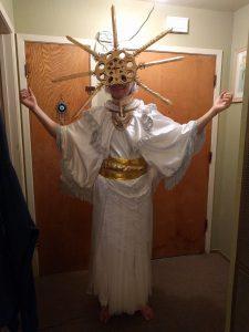 Gwyndolin Costume